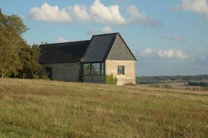 L'atelier Calder à Saché, photo : Guillaume Blanc
